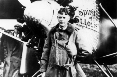conocer, historia, Charles Lindbergh